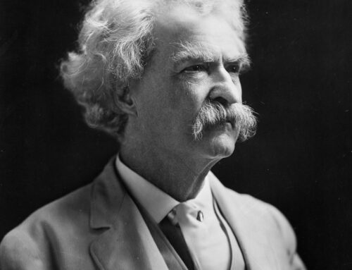 Ep 13: What Mark Twain Can Teach Us About Money